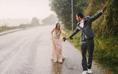 Come far splendere il sole al tuo matrimonio (anche in caso di pioggia)